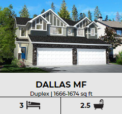 Dallas Duplex