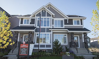 Duplex showhomes by Rohit Communities
