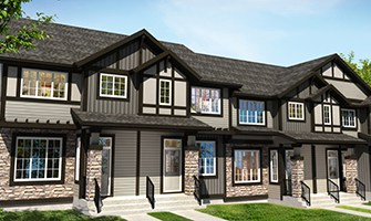Casa townhomes by Rohit Communities