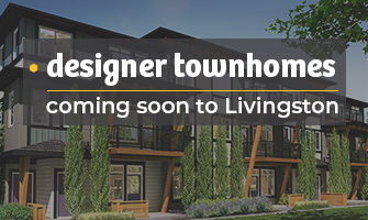 Livingston Designer townhomes by Rohit Communities