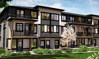Designer Townhomes by Rohit Communities